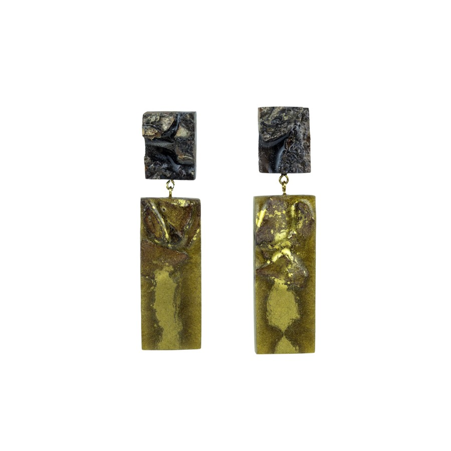 AMARA G earrings