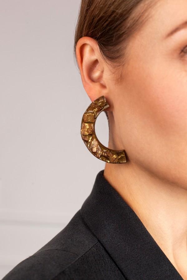 ELEONOR G earrings