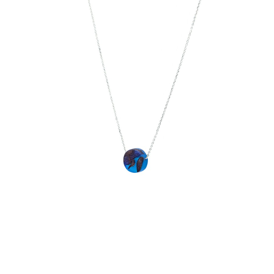 POINT CLASSIC BLUE necklace